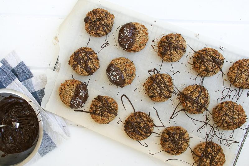 Chocolate Chip Macarookies
