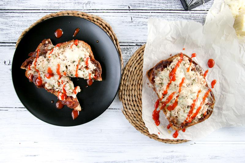 Pancetta Tuna Melts