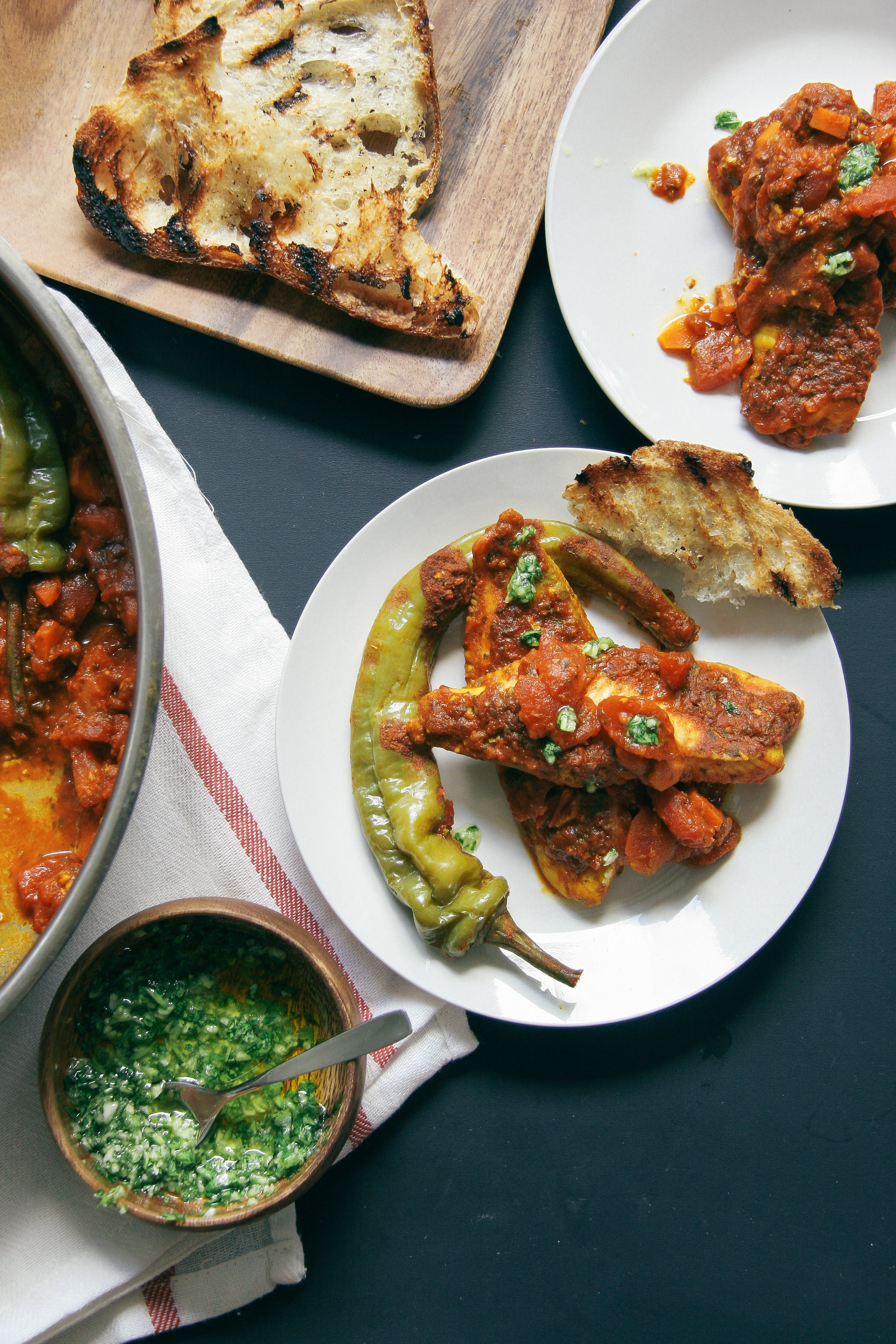 Spicy Moroccan Fish in a Tomato Sauce   I Will Not Eat Oysters
