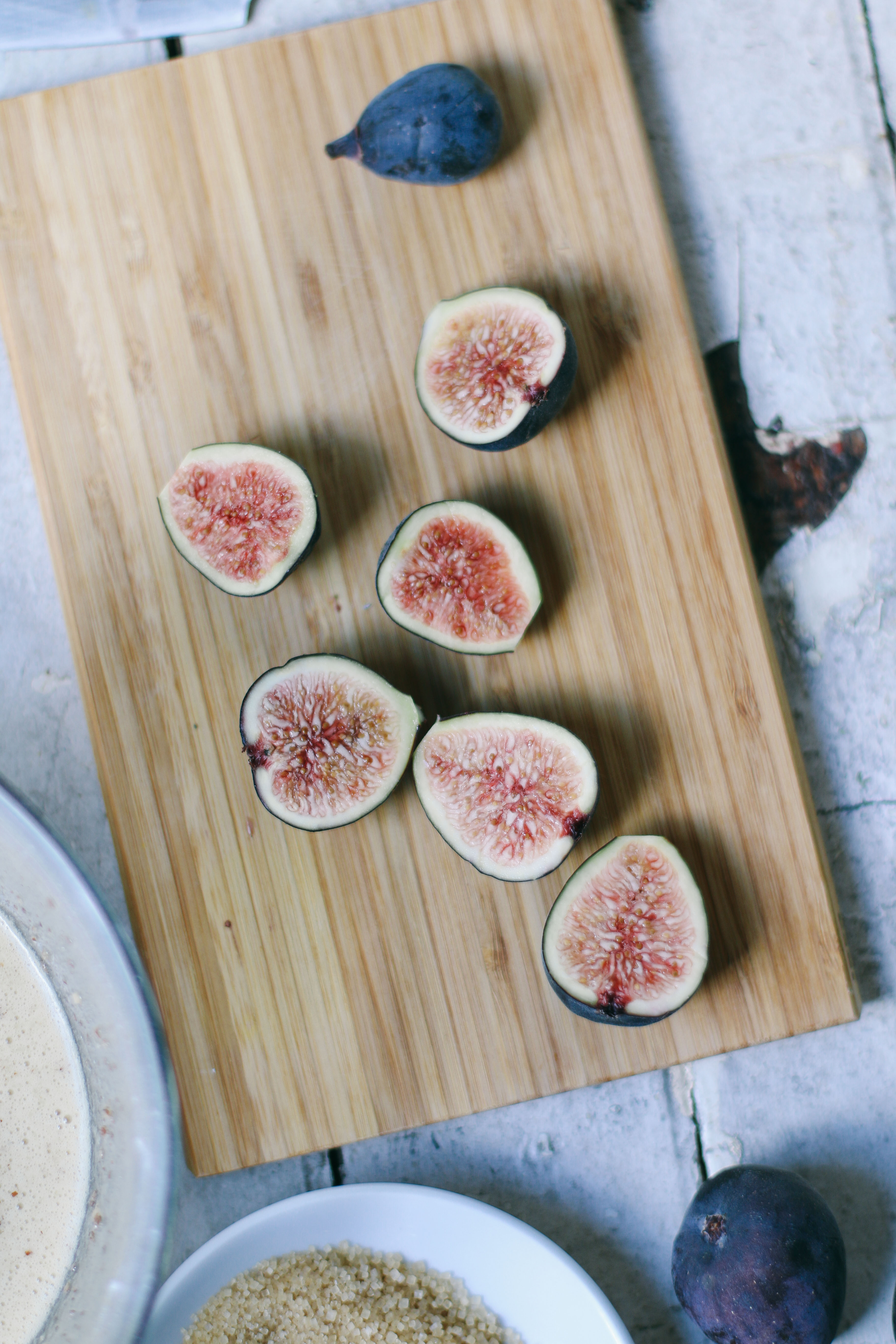 Brown Sugar & Fig Clafoutis | I Will Not Eat Oysters
