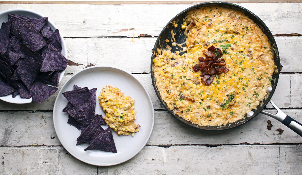 Kimchi Bacon Creamed Corn | I Will Not Eat Oysters