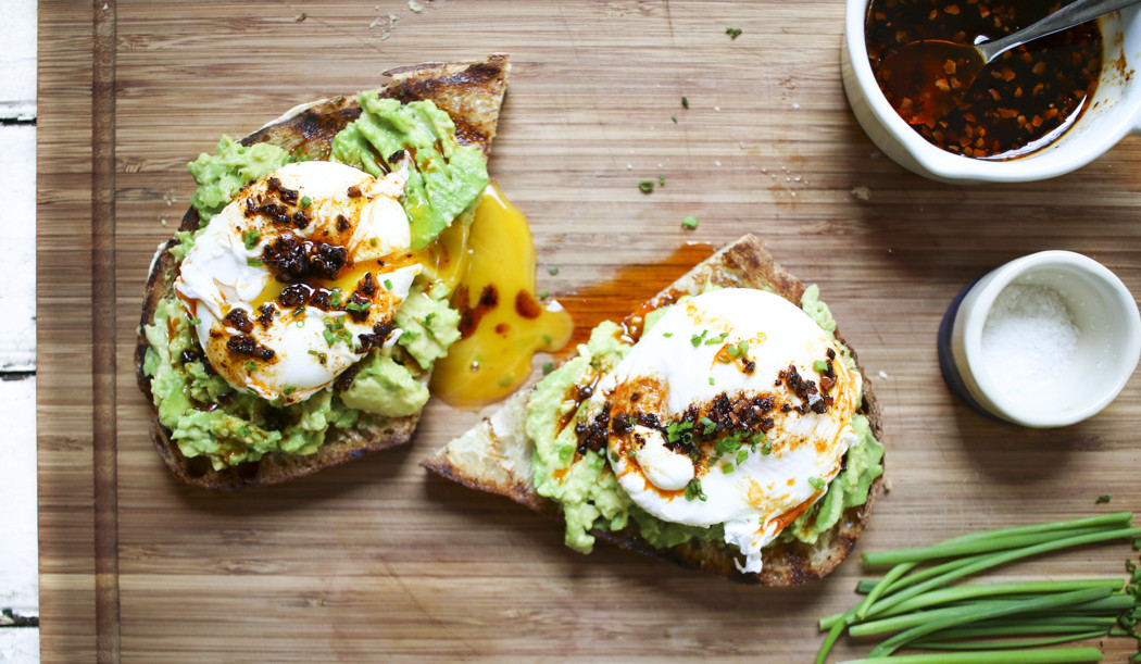 Avocado & Egg Toast with Aleppo Pepper Oil   I Will Not Eat Oysters