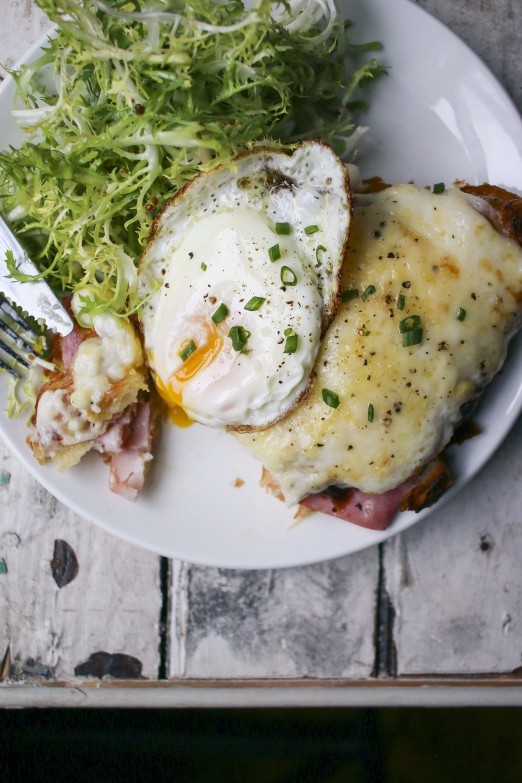 How to make the perfect Croissant Croque Madame | I Will Not Eat Oysters