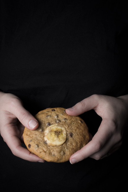 Moo S Banana Chocolate Chip Cookies I Will Not Eat Oysters