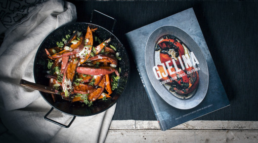 Roasted Yams with Honey, Espelette & Lime Yogurt from Gjelina Cookbook | I Will Not Eat Oysters