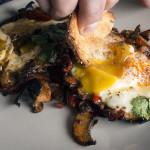 Red Pepper & Mushroom Skillet | I Will Not Eat Oysters