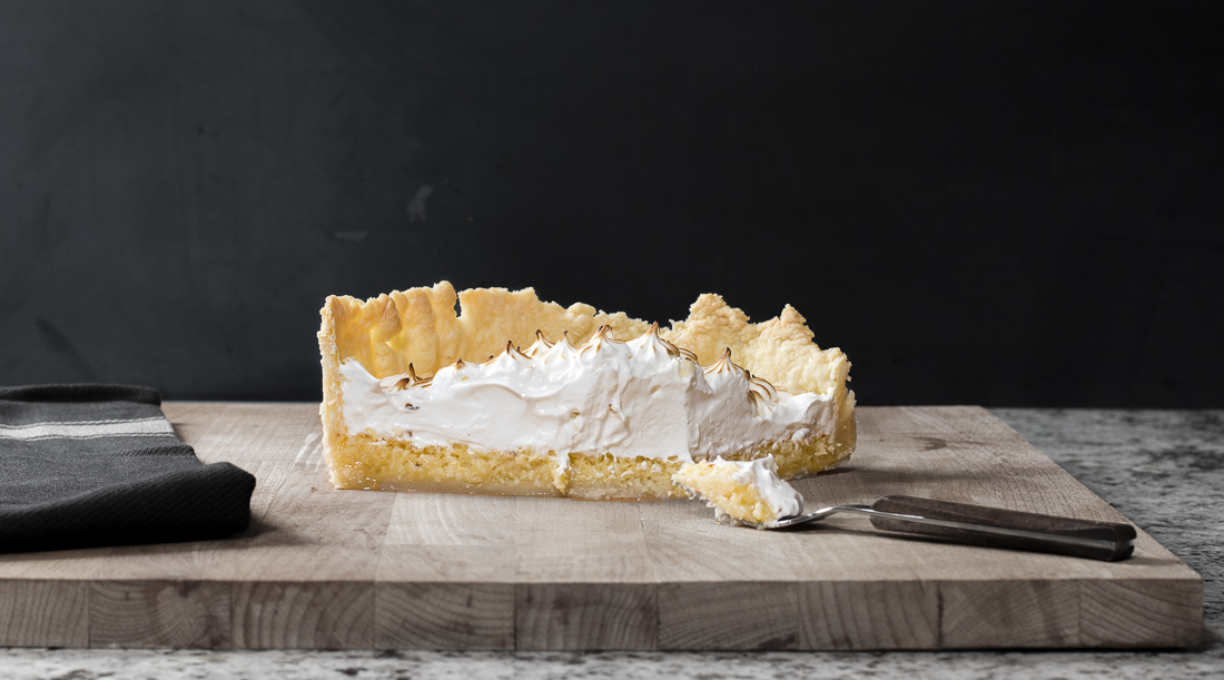 Coconut Sugar Pie