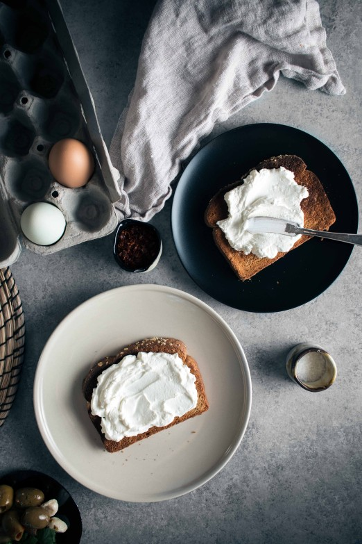 Turkish Cilbir Toast with Aleppo Butter | Recipe from I Will Not Eat Oysters