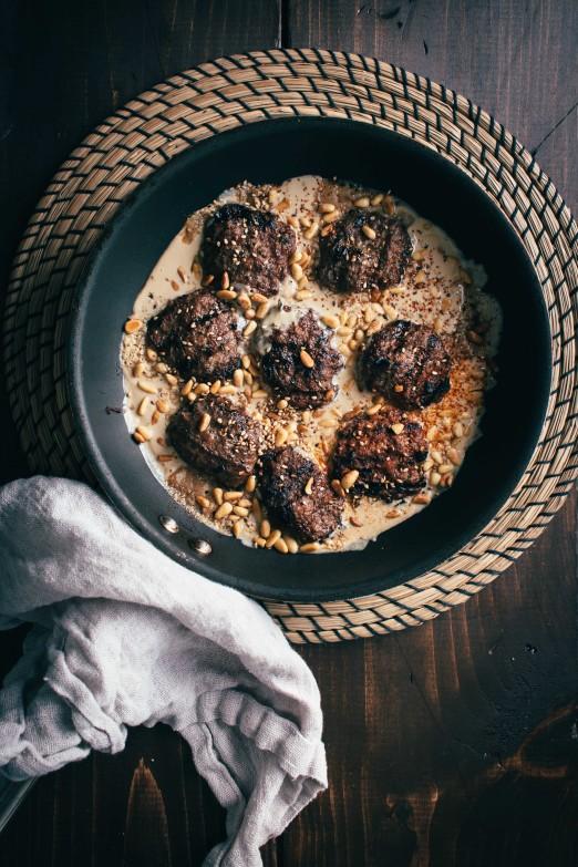 Korean Beef Siniyah with kalbi marinade & tahini | I Will Not Eat Oysters Recipe