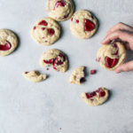Strawberries and Cream Cookies | Recipe from Danielle Oron on I Will Not Eat Oysters