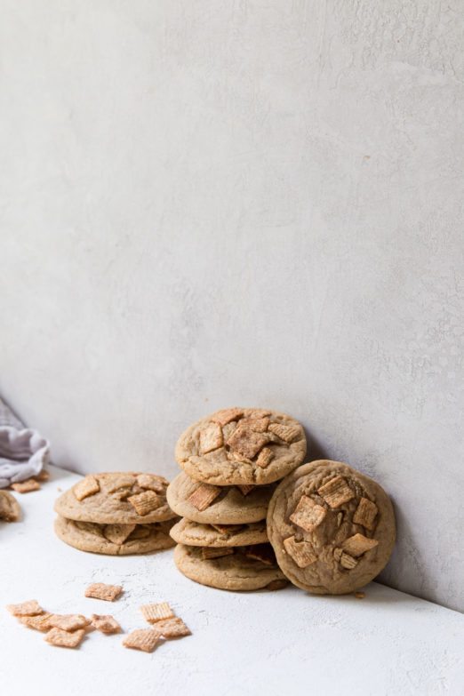 Cinnamon Toast Crunch Cookie Recipe from Danielle Oron of I Will Not Eat Oysters
