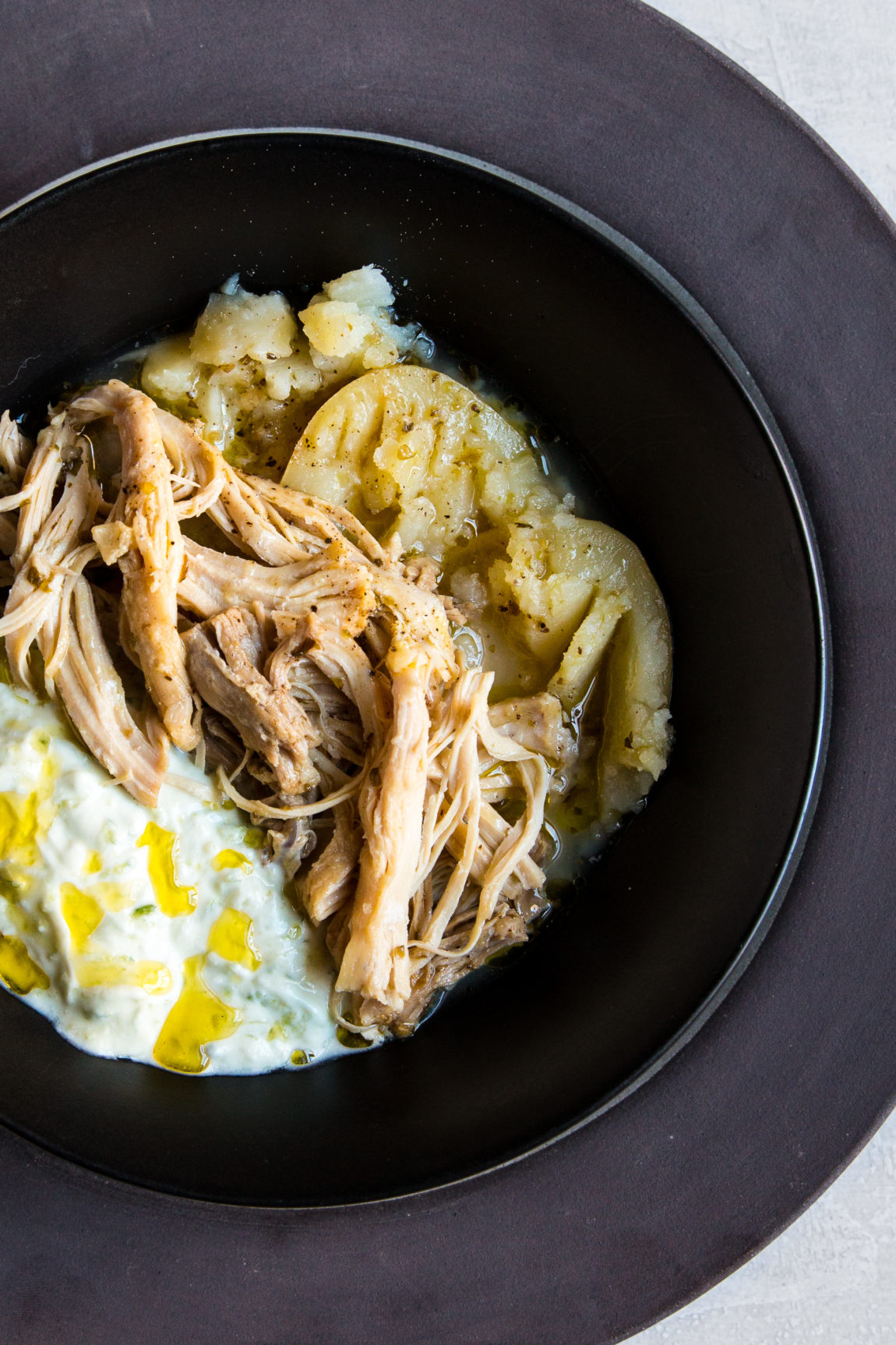 Easy Chicken and Potatoes recipe for Instant Pot or pressure cooker