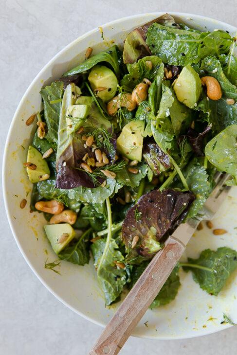 The Best Side Salad Ever